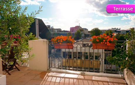 a vendre superbe duplex de 137m situ place de l europe la garenne colombes by new3s. Black Bedroom Furniture Sets. Home Design Ideas