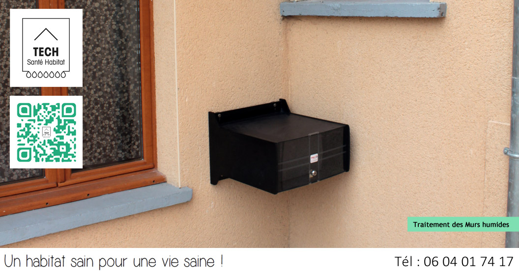 Tech sant habitat traitement anti moisissures condensation traitements - Appartement humide que faire ...