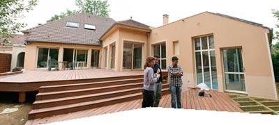 Vb architecture construction de maison r novation d - Home staging exterieur ...